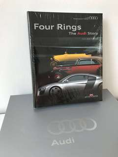 Four Rings- The Audi Story