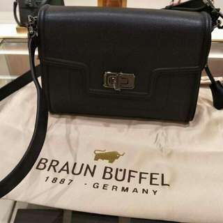 BRAUN BUFFEL BAG (ORIGINAL)