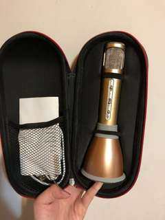 99%new microphone 唱k神器