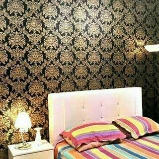 Wallpaper bajet