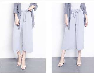 Loose waist casual pants
