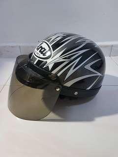 Jipang Half Cut Helmet