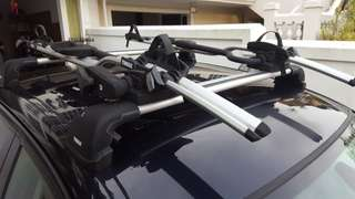 Thule Rack For BMW 318
