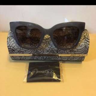 Authentic jimmy choo sunglasses