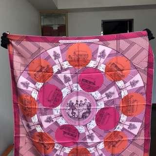 Hermes 90cm scarf