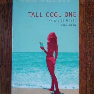 Zoey Dean Tall Cool One