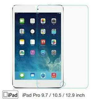 "Ipad Pro 9.7"" Apple Tempered Glass Anti Gores Kaca Android"