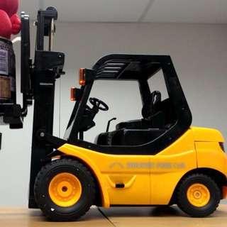 1/10 R/C 遙控叉車 玩具 模型