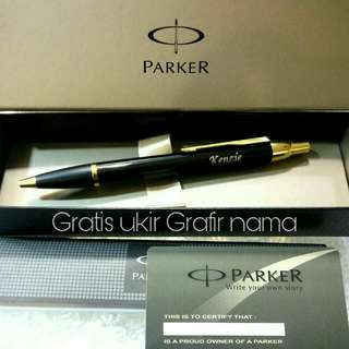 Pulpen parker im super quality