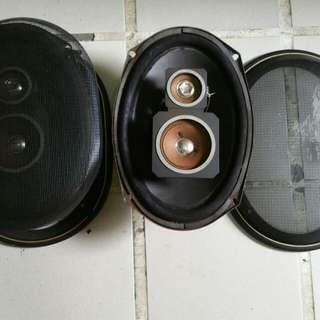 Aiwa Car Speakers