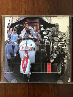 The In Crowd CD for the MODS