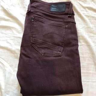 Gstar skinny Jeans (Lynn)-Authentic
