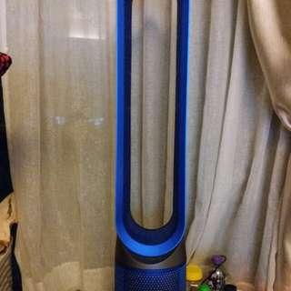 香港行貨 Dyson Pure Cool Link 座地式二合一風扇空氣清新機 TP03 鐵藍色
