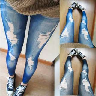 Ladies Casual Jeans| Stretchable Slim Trouser