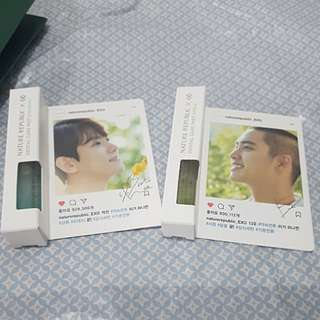 Nature republic exo dental care