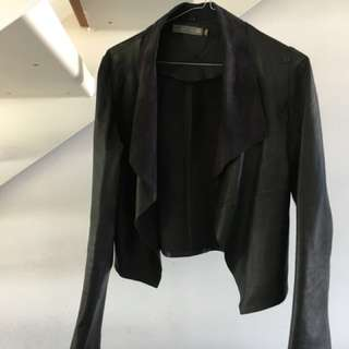 Elk Leather Jacket