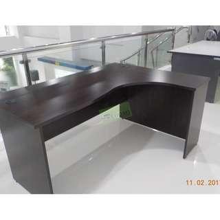 KHOMI--ALPHA SERIES L TYPE OFFICE TABLE--KHOMI