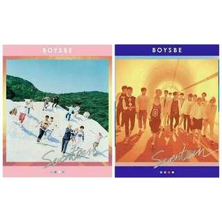 (PRE ORDER) Seventeen Boys Be Album