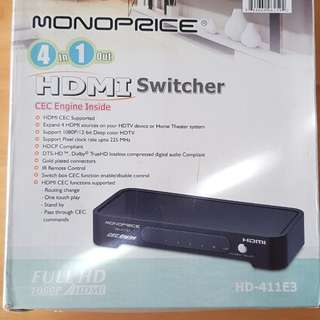 HDMI Switch and Splitter