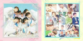 (PRE ORDER) Seventeen - First Love & Letter Album