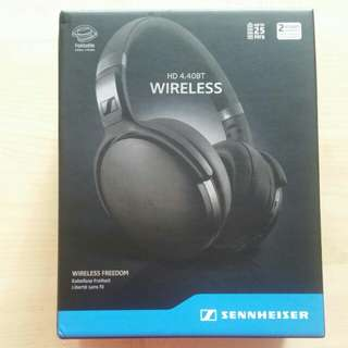 (Cheapest) Sennheiser HD 4.40BT (Wireless Freedom)
