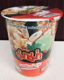 泰國版MAMA 冬陰公蝦杯麵