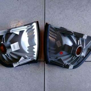 BMW E36 92-96 4門歐規左右角燈一對(進口)