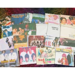 Jdrama / Kdrama / Tw Drama DVD - LOT OF 21