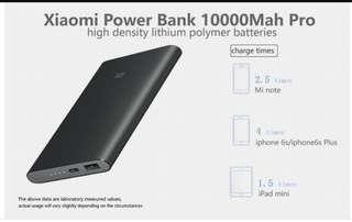Xiaomi / Zmi / Mi Power Bank Pro 2 10000 mAh