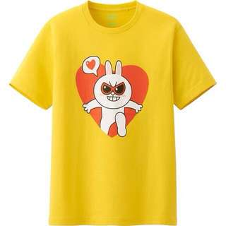 UNIQLO x Line Friends Shirt