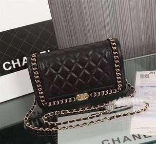 Woc Chanel bag ysl 名牌