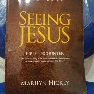 Preloved Seeing Jesus Study Guide