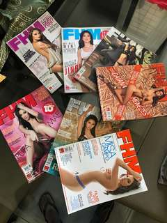 FHM BACK ISSUE MAGAZINES (50+10!)