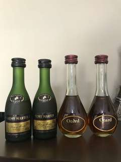 Rémy Martin/ otard/Hennessy/ martell