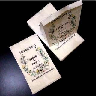 Custom Paper Bag