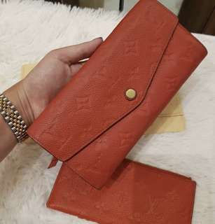 Louis Vuitton Empreinte Wallet
