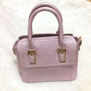 Two-way Sling & Hand Bag