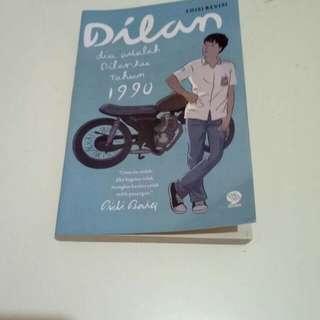 Novel Dilan #umn2018