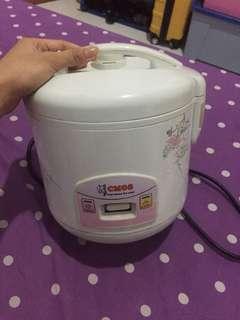 Rice cooker cmos 1,2liter