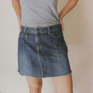 ASK Denim Skirt