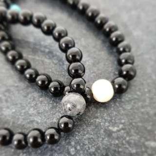 Handmade Natural Stones Bracelet