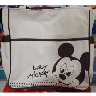 Mickey Mouse Baby Bag Mummy Bag