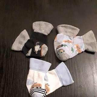 Take all Baby Socks 9 pairs