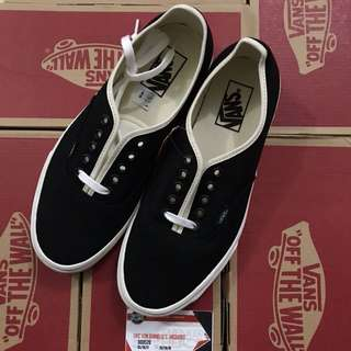 Vans Authentic Blackbone