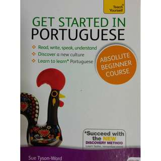New Get Started in Portuguese Teach Yourself Absolute Beginner Course
