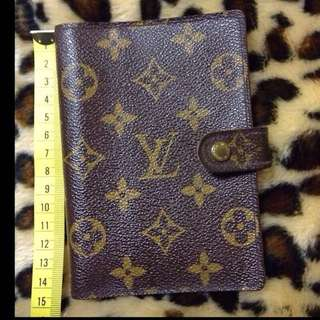 Louis Vuitton經典筆記本