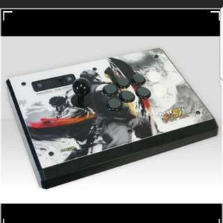 PS3 USF4 MADCATZ TE FIGHTSTICK