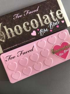 Authentic BNIB Too Faced Chocolate Bon Bons eyeshadow palette