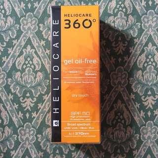 Heliocare 360 Gel Oil-free Sunblock SPF 50