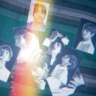 Taehyung Phot Face Collection- Unofficial+Freebies